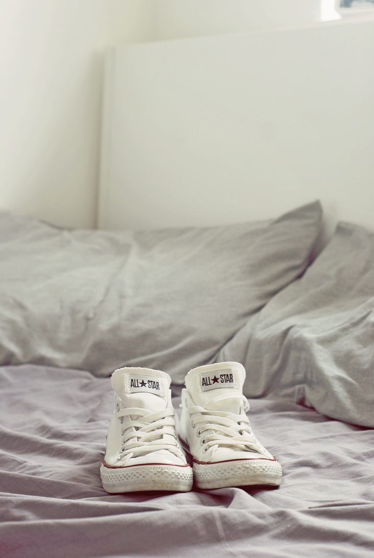 I'm a chucks girl by BeciAnne