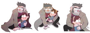 Protective Grunkle Ford