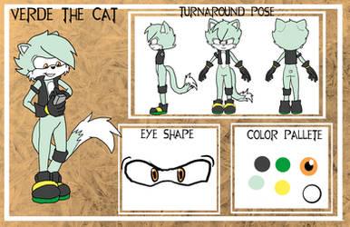 Verde the Cat Profile
