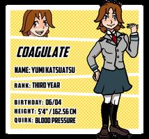 MHA Student Application - Yumi Katsuatsu