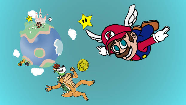 A Fairly OddGamer reviews Super Mario 64
