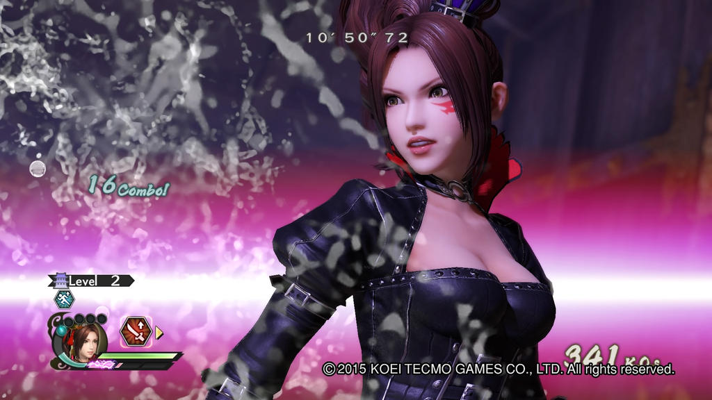 Kai Gameplay 4 Samurai Warriors 4-2 by Luipunker91 on ...