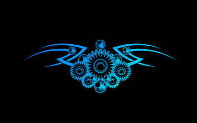 Tribal Tattoo 2 Wallpaper by jeshans