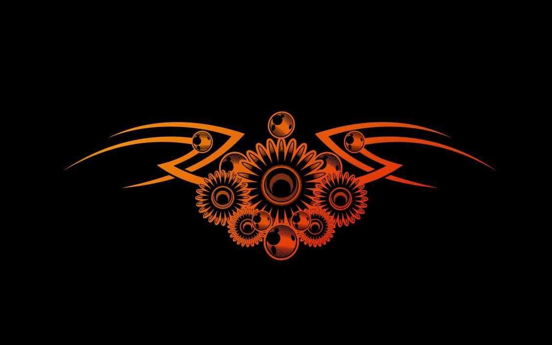 Tattoo Design by ~DarkFoxBlade
