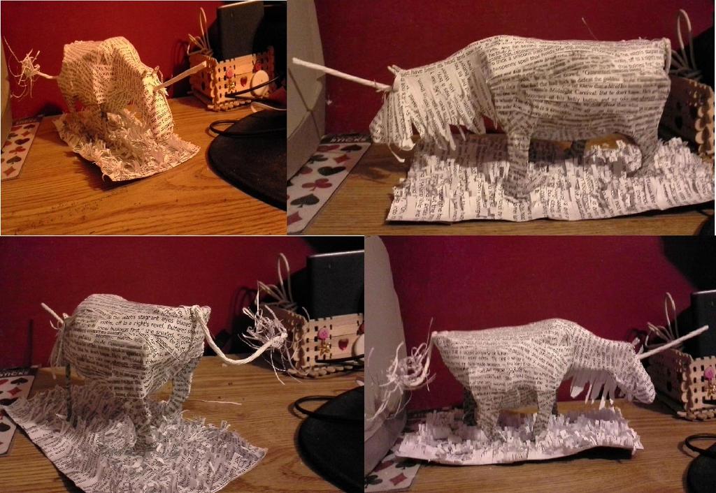 The Last Unicorn by pikachu1452