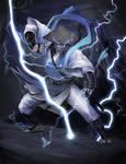 Lord Raiden aka Raijin