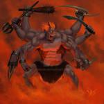 Virabhadra-God of Wrath