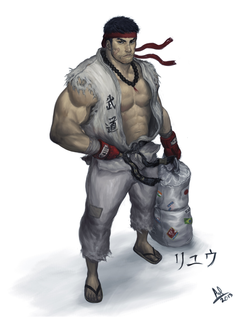 Ryu by molee
