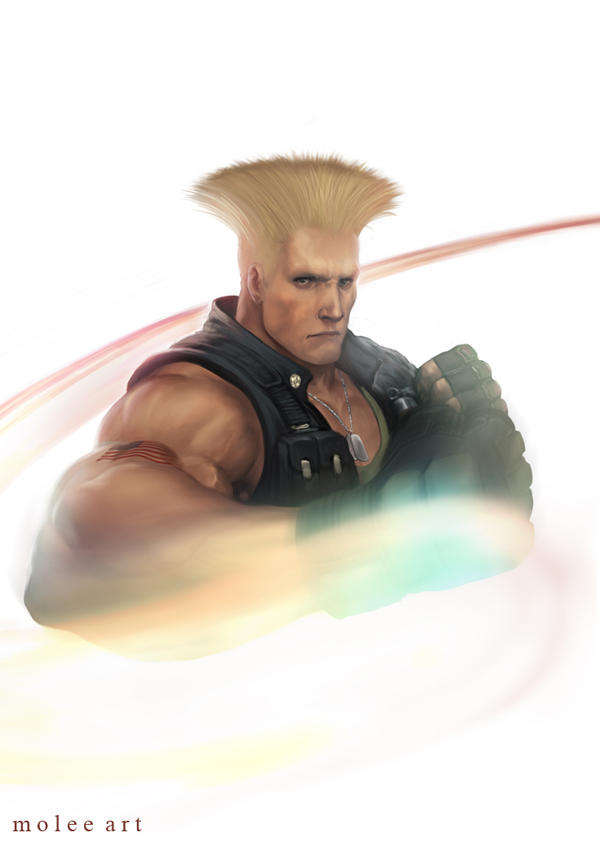 Guile by molee