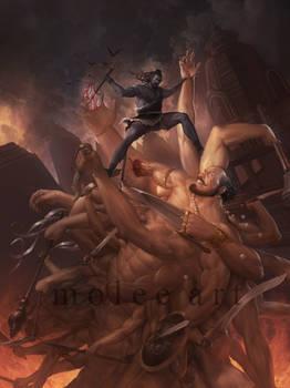 Rama vs Kartavirya