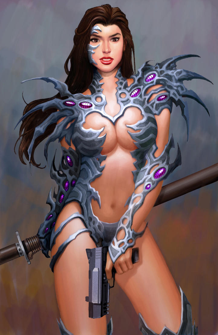 Witchblade by Sutadi