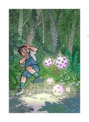Children Story Book Illustration