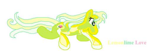 Lemon-Lime Love by Galeshine