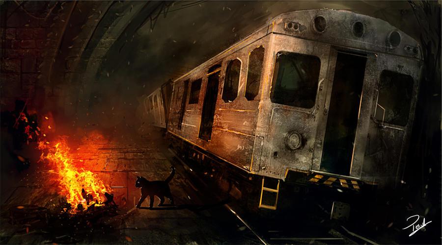 Subway by Powl96