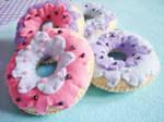 Pastel Goth Donuts Fairy Kei Dark and Cute