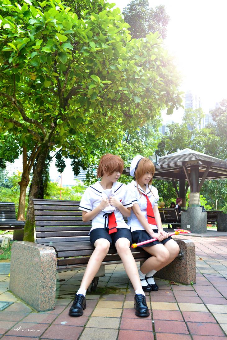 Cardcaptor Sakura - Summer Version by AdelleAixe