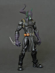 Marvel Legends Green Goblin redesing custom
