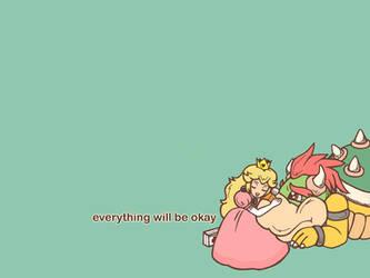 everything will be okay by marthlovesroy