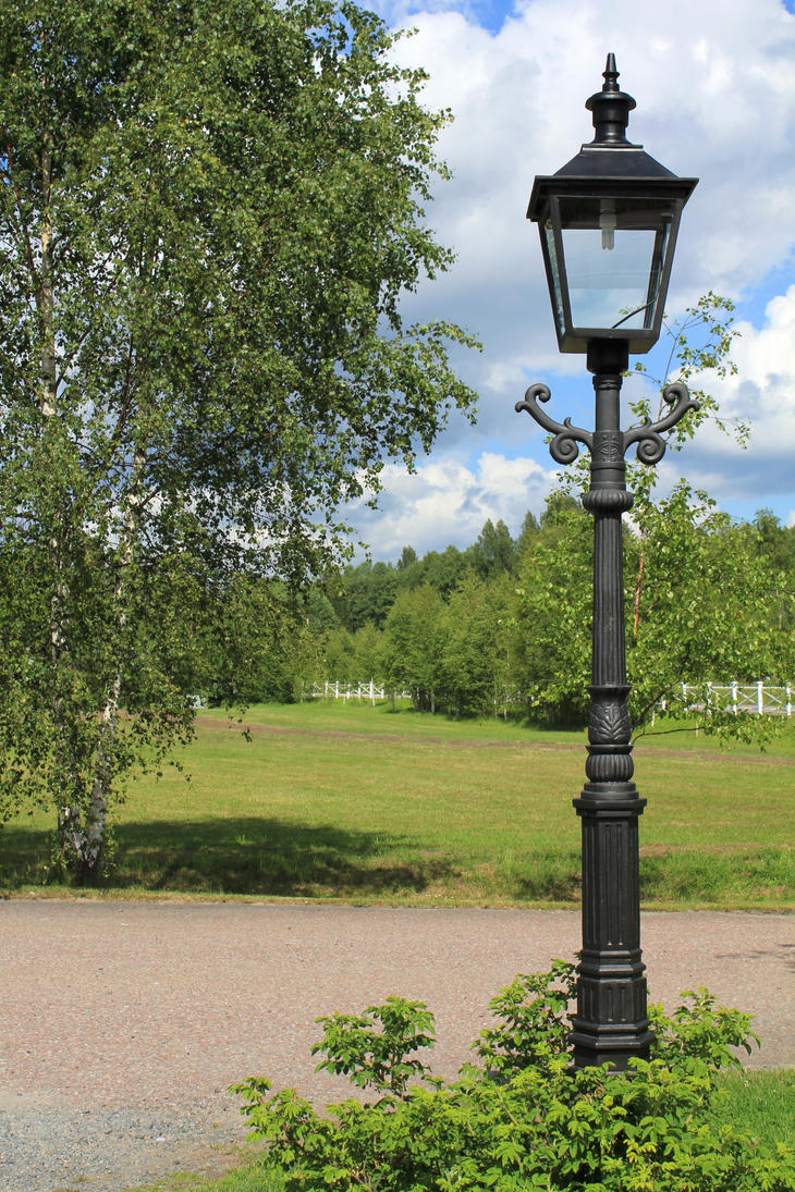 Stock old lamp post by minifoot on deviantart stock old lamp post by minifoot aloadofball Image collections