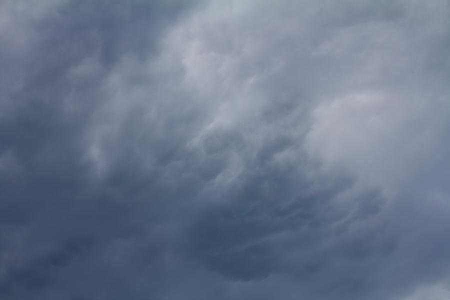 Stock Stormy Clouds 2 by minifoot