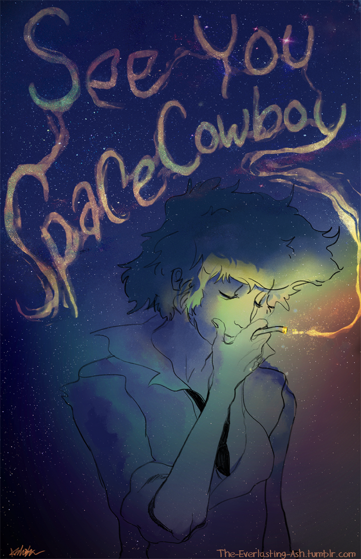 Sweet Dreams, Space Cowboy by The-EverLasting-Ash
