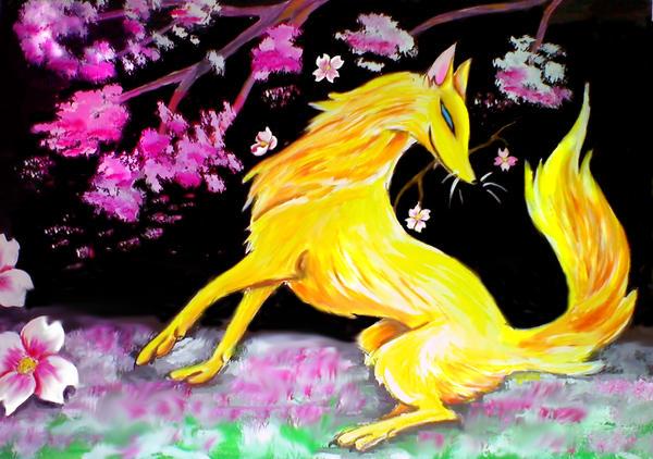 Akki (Aki) Suwa Golden_kitsune_by_jadecorby