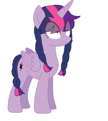 Au!Twilight Sparkle by AlexDreemur