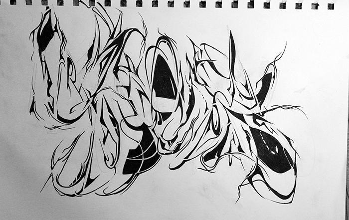 Drawing 9 by Sasms