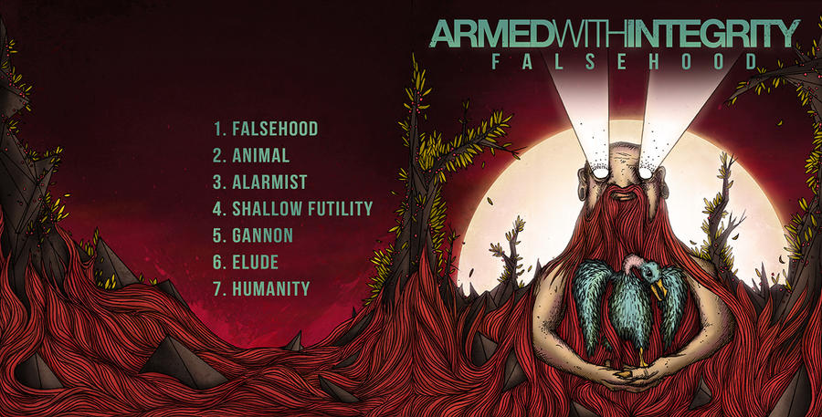 Armed With Integrity - Falsehood by Sasms