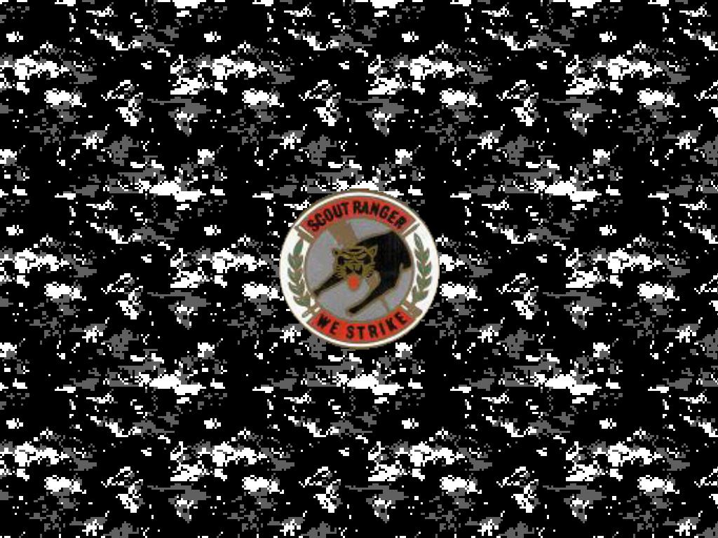 Scout Ranger Wallpaper By EurekaDays On DeviantArt