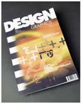 Design graphic magazine