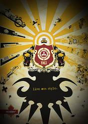 Bossy poster by ZeKiN