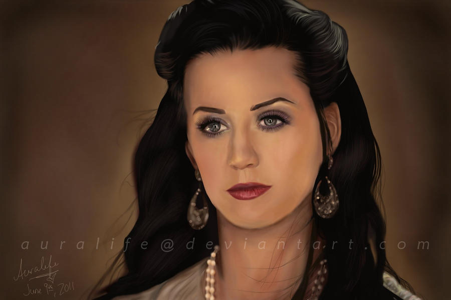 Katy Perry - Firework by Bunnlette on DeviantArt