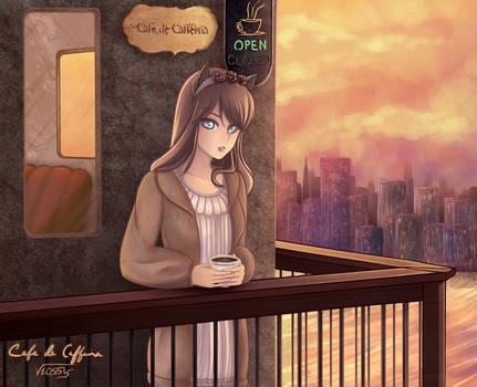 Cafe de Caffeina