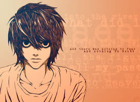 L - DeathNote: nothing to fear by hikethekilt
