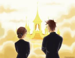 Hetalia APH : Goodbye, My Father