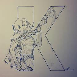 K for Kira by BOOMBZA