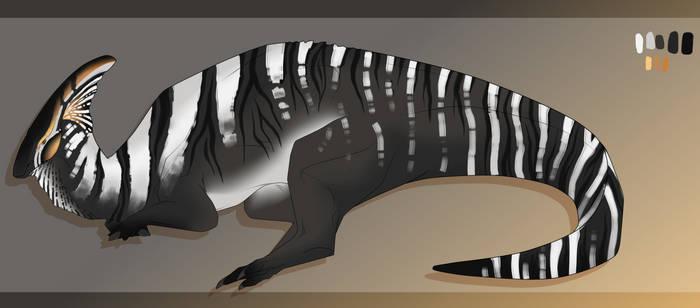 Dinovember Day 2-Charonosaurus [CLOSED]