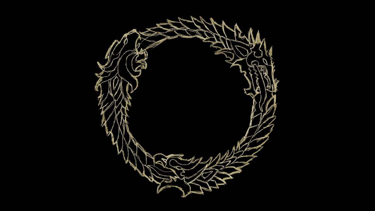 elder scrolls logo by mridrawthings on deviantart