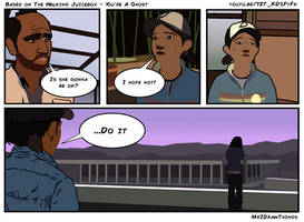 The Walking Juicebox - The Comic