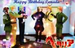 APH - Happy Birthday Canada~!