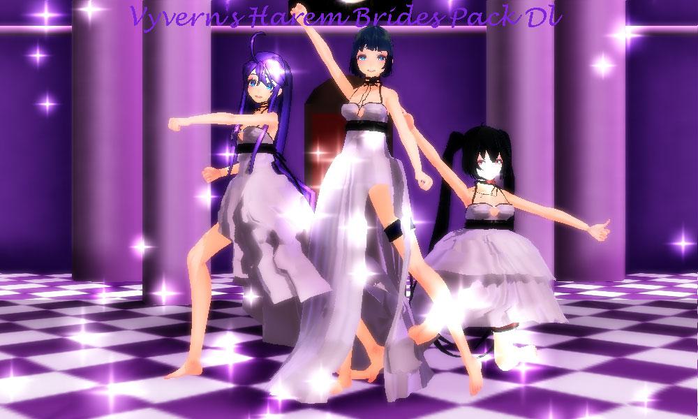 Vyvern's Harem Brides Models Pack [DL LINK] by Sheila-Sama-15
