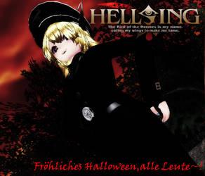 Schrodinger - Frohliches Halloween~!