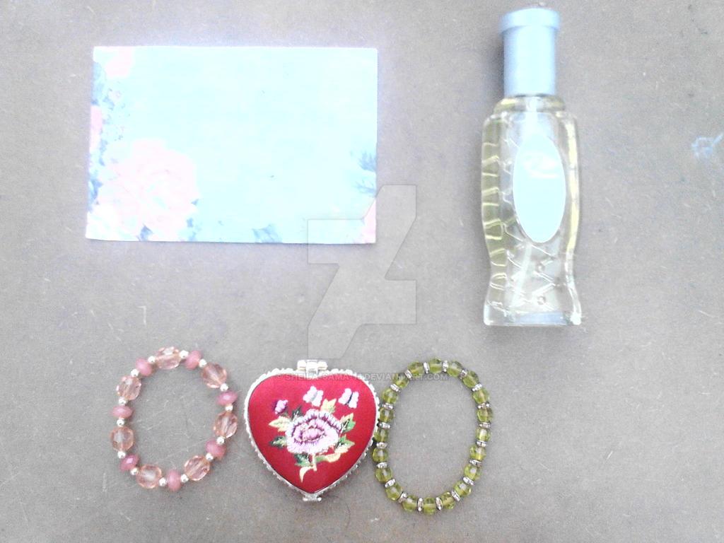 My 21th Birthday Gifts From Boyfriend By Sheila Sama 15