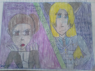 Katie x Fraulein Blitzkrieg - Brave or Grave by Sheila-Sama-15