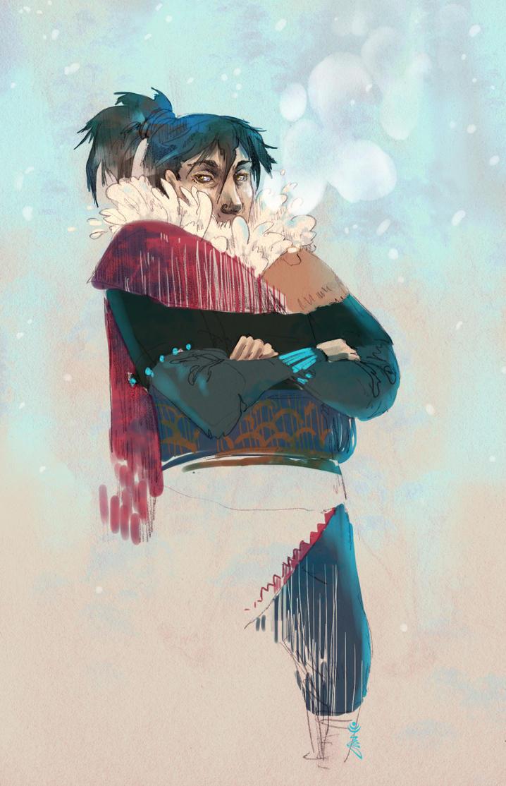 wintermikan by Dyru
