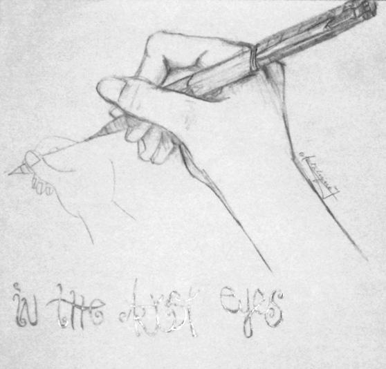 In the Artist Eyes by SlimeAttackk