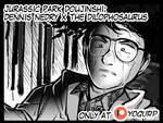 Jurassic Park [+18 Doujinshi] Promo by YogurPodrido