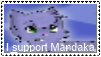 I Support Mandaka .:Stamp:. by Fangirl-Trash