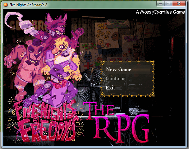 Five Nights At Freddy S The Rpg Teaser 1 By Fangirl – Migliori